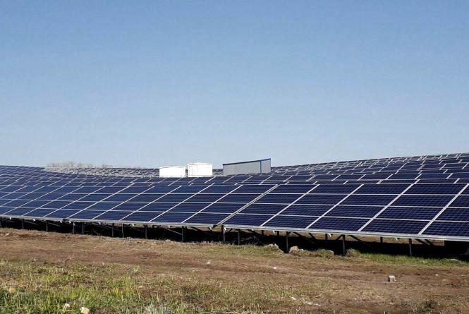 Влітку на Чемеровеччині запрацює нова сонячна електростанція за 5 мільйонів доларів