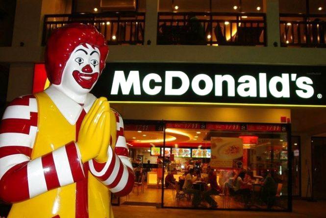Хмельничанин Максим просить відкрити McDonalds у Хмельницькому