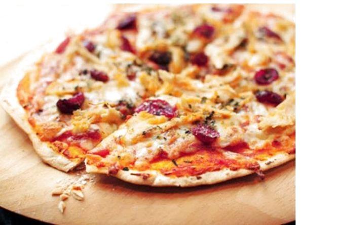 Швидкий сніданок: готуємо піцу з лаваша