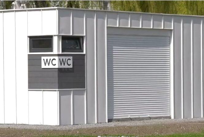 У Хмельницькому запрацюють два нових туалети