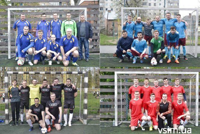 Командні фото учасників ВСІМ Бізнес-ліги 2019
