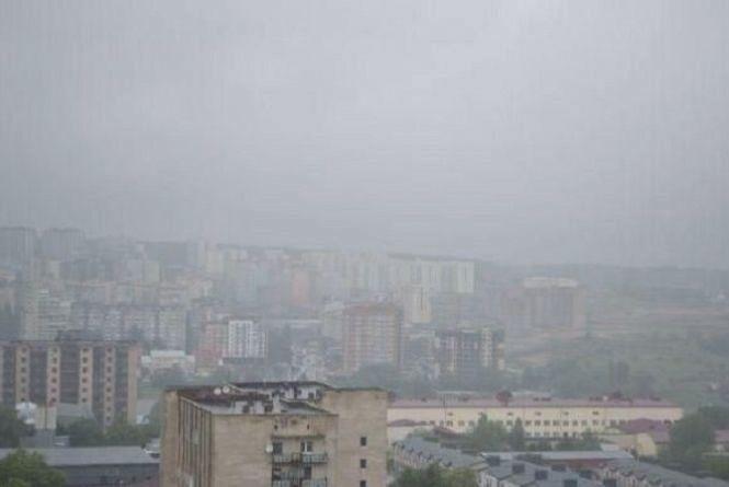 У вівторок Хмельницький заливатиме дощем. Прогноз на 7 травня