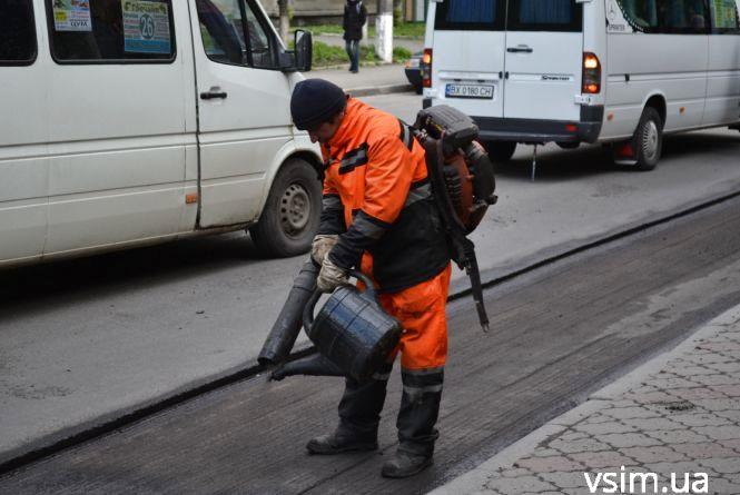 Де у Хмельницькому обмежать рух через ремонт доріг