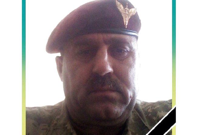 На Донбасі загинув десантник з Хмельницького