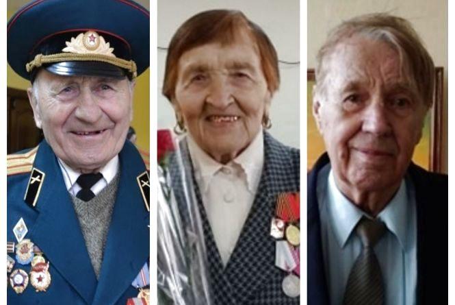 У Хмельницькому їх залишилося зовсім мало: історії трьох ветеранів Другої світової війни