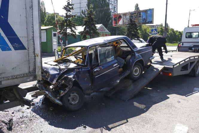 Військові із Хмельниччини загинули в ДТП у столиці
