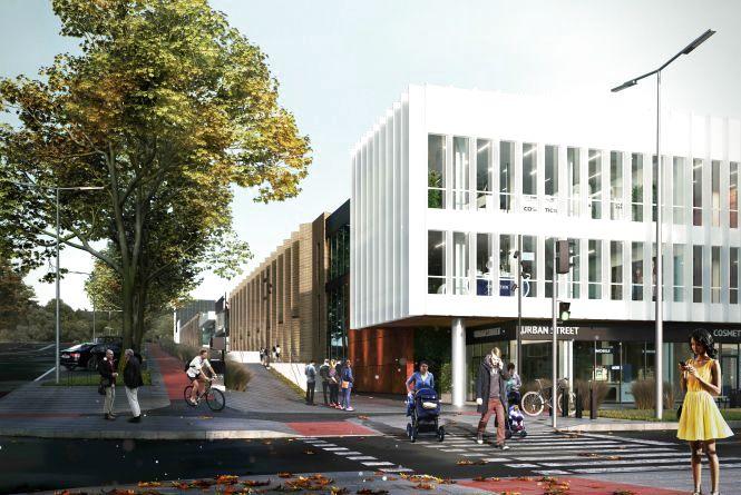 У Хмельницькому з'явиться багатофункціональний простір, що поєднає в собі культуру їжі, шопінгу та відпочинку (Новини компаній)