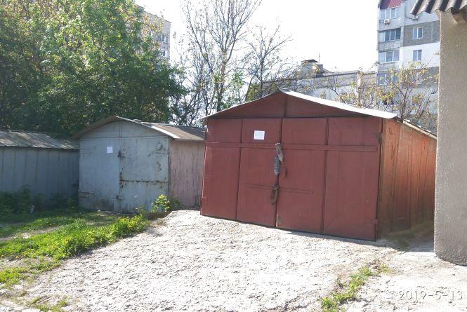 На чотирьох вулицях Хмельницького можуть демонтувати гаражі