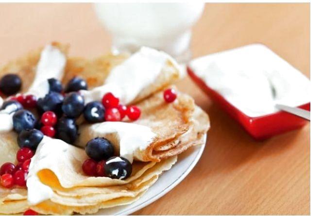 Смачний сніданок: готуємо млинці без яєць
