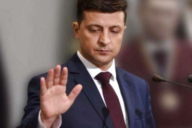 Інавгурація президента 2019 - Зеленський розпускає Верховну Раду (ВІДЕО)