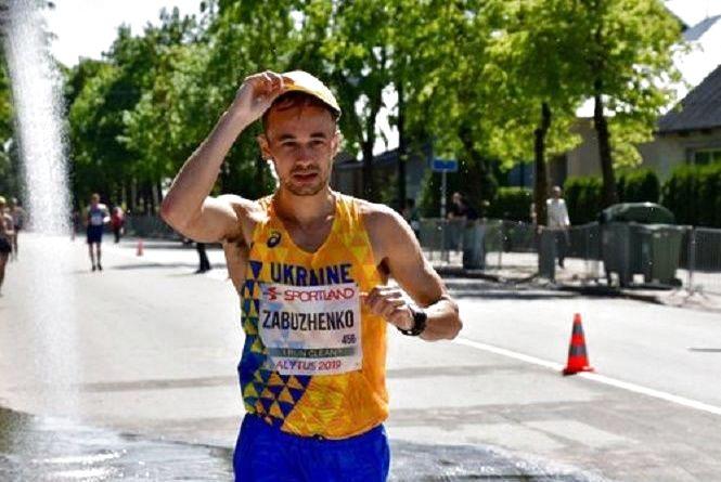 Хмельницький спортсмен виступив на Кубку Європи зі спортивної ходьби