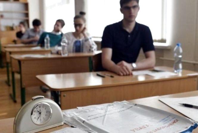 Хмельницькі школярі будуть здавати ЗНО з математики 21 травня