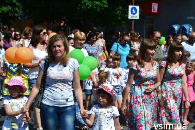 Близнюки Хмельницького знову зберуться на параді