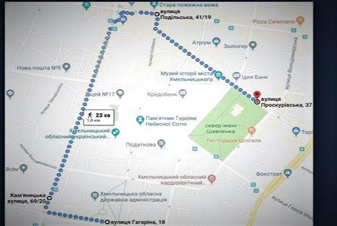 Сьогодні, 23 травня, у Хмельницькому обмежать рух на кількох вулицях: де та коли