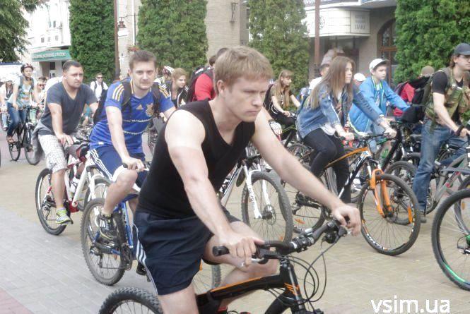 Через велопробіг на 9 вулицях Хмельницького частково обмежать рух