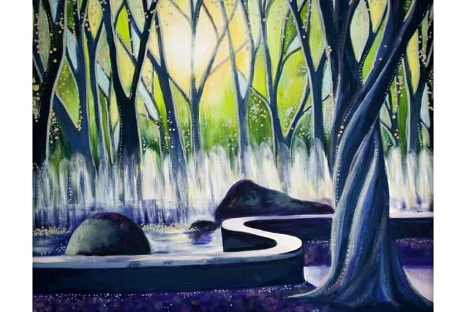 Хмельничан кличуть на творчий майстер-клас з живопису