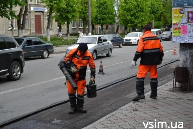 На Кам'янецькій обмежать рух через ремонт дороги