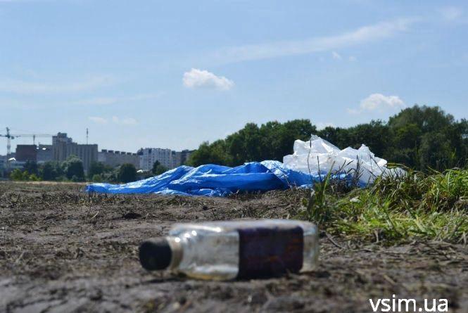 Наслідки Rock&Buh: як виглядає Молодіжний парк після фестивалю (ФОТО)