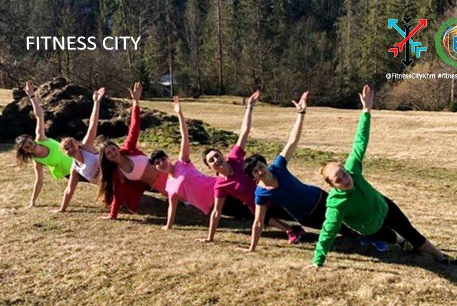 Проект «Fitness city»: хмельничанам покажуть, як правильно худнути