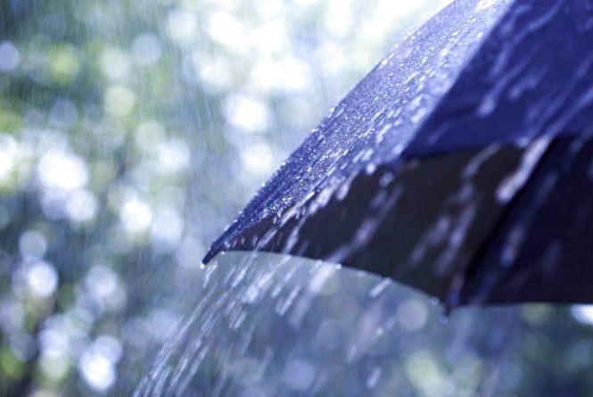 Дощі з грозами і тепло прогнозують для Хмельницького на вихідні