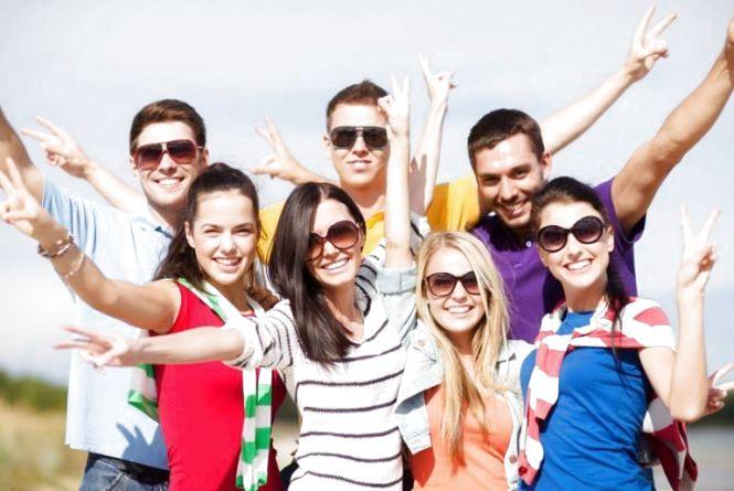 9 червня — Міжнародний день друзів