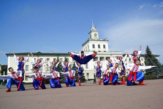 У Хмельницькому пройде Міжнародний фестиваль народної хореографії