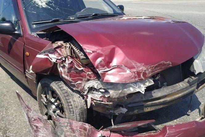 На Давидківському перехресті в ДТП постраждала жінка