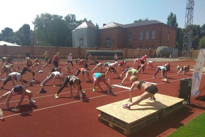 Танцювальне заняття «Fitness city» розпочнеться у незвичний час