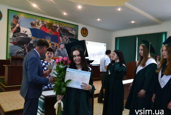 Які професії обирають студенти-випускники прикордонної академії