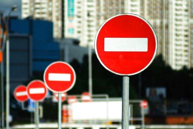 У Хмельницькому 23 червня обмежать рух транспорту
