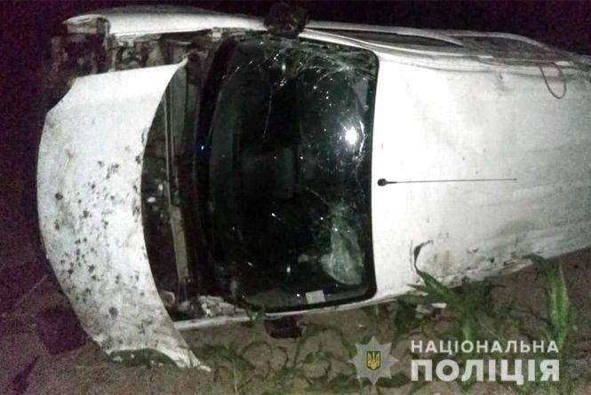 37-річний чоловік загинув у ДТП в Красилівському районі