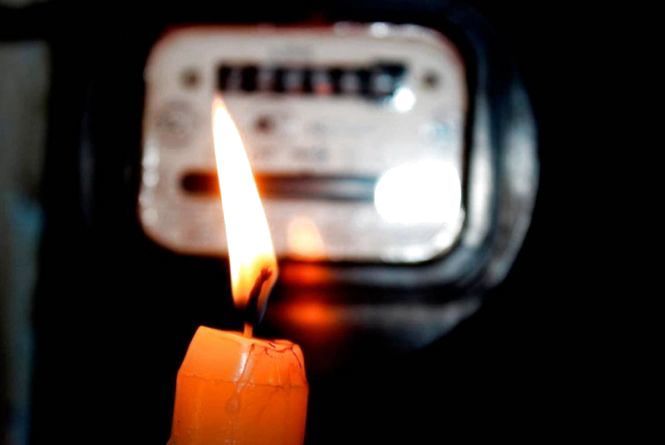 Завтра, 25 червня, на 14 вулицях Хмельницького не буде світла (СПИСОК АДРЕС)