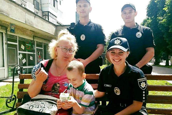 У Хмельницькому розшукали зниклого 5-річного хлопчика