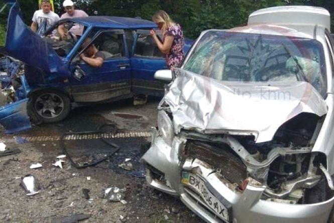 Смертельна ДТП біля Хмельницького: ймовірний винуватець був п'яний