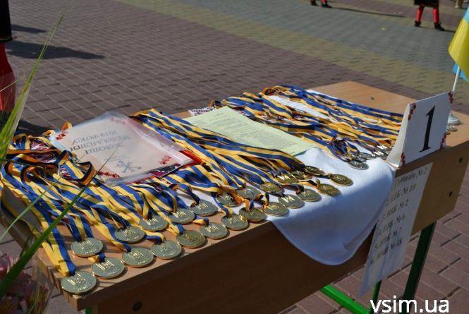 Найбільше медалістів Хмельницького навчалися в ліцеї №17