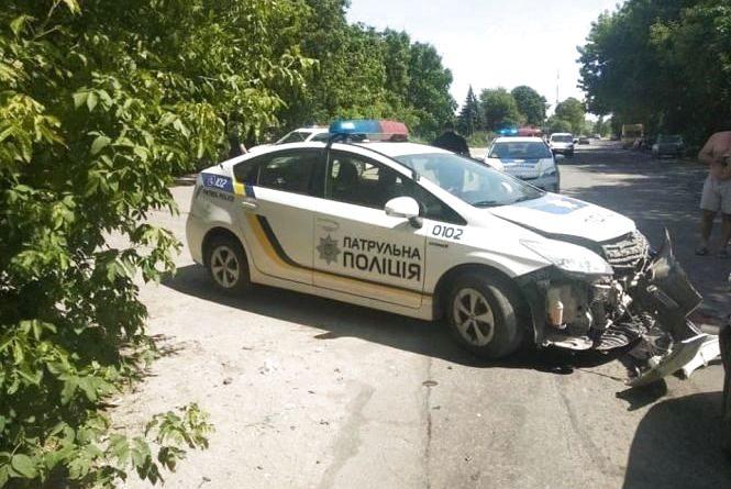 П'яний на маршрутці та аварія з патрульними: хроніка ДТП у Хмельницькому