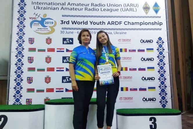 Нетішинська спортсменка Олена Петровська стала чемпіонкою світу