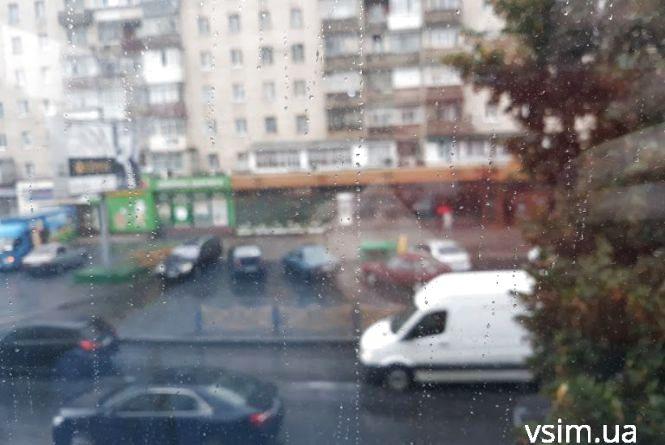 Значне похолодання та дощі. Прогноз погоди у Хмельницькому на тиждень