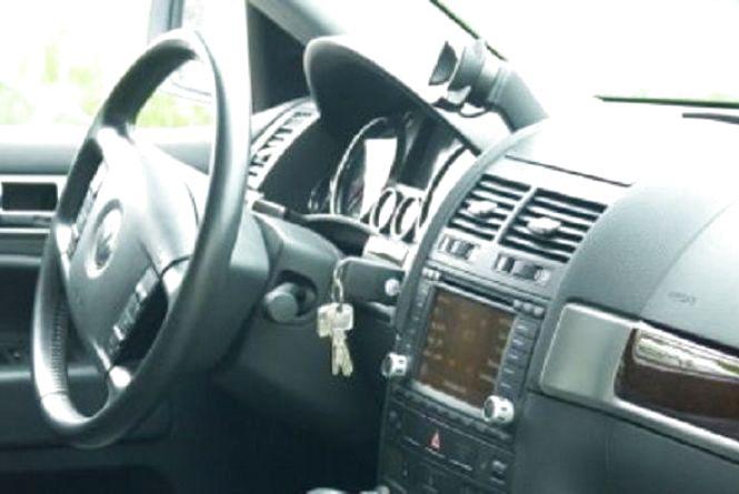 На Хмельниччині чоловіка оштрафували за крадіжку автомобіля
