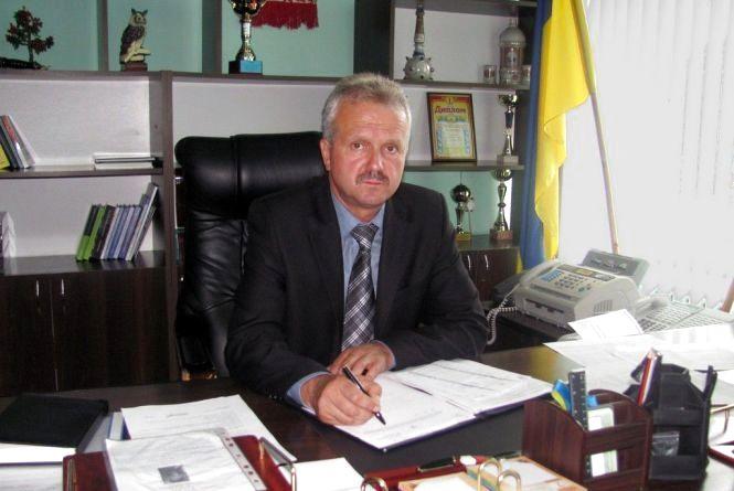 Зеленський звільнив голову Волочиської РДА