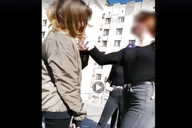 """Недитячі """"розбірки"""". Справу про побиття школярки у Хмельницькому передали до суду"""