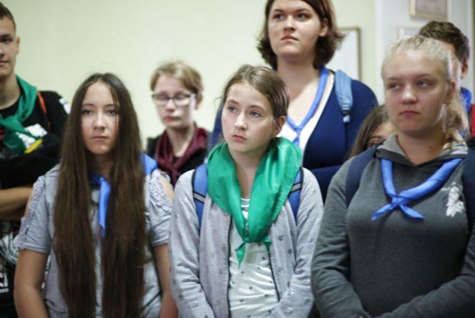 У Хмельницькому тиждень відпочиватимуть діти з Польщі