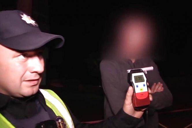 """Хмельницька поліція за день оформила 23 водіїв """"під мухою"""""""