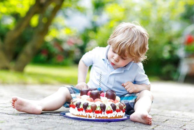 20 липня — День торта