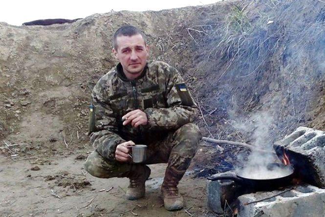 22 липня Волочиськ прощатиметься з загиблим солдатом Романом Джерелейком