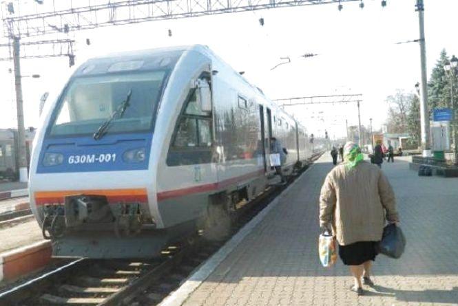 В Укрзалізниці хочуть збільшити штраф за безквитковий проїзд в електричці до 3 тисяч гривень