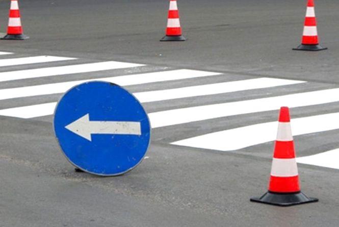 Вулицю Гагаріна перекриють 1 серпня: зрізатимуть дерева