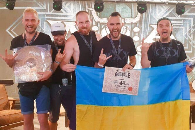 Хмельницький гурт увійшов до п'ятірки найкращих на легендарному рок-фестивалі Wacken (ВІДЕО)