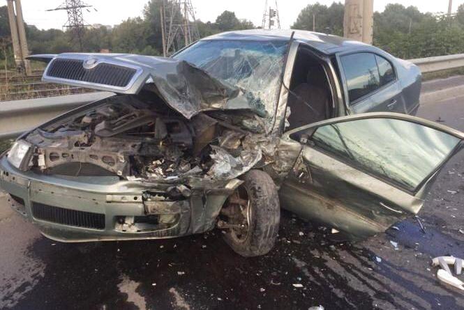 Водій під кайфом та побиті автівки: хроніка ДТП у Хмельницькому
