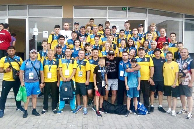 Хмельничанка Ауріка Кострицька здобула золото Чемпіонату Європи з боксу